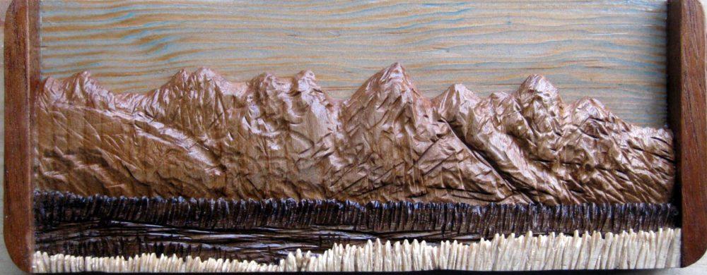 Teton Mountains (mini)