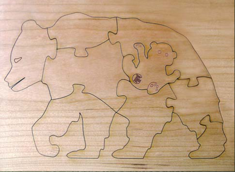bear-9 piece (#1001)