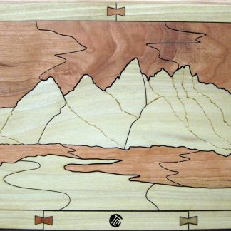 Teton Mountain Range - Duotone 26 Piece