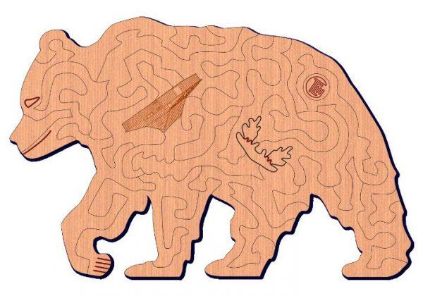 Insanity Bear Puzzle