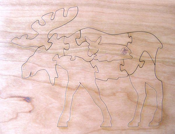 Moose 9 Piece