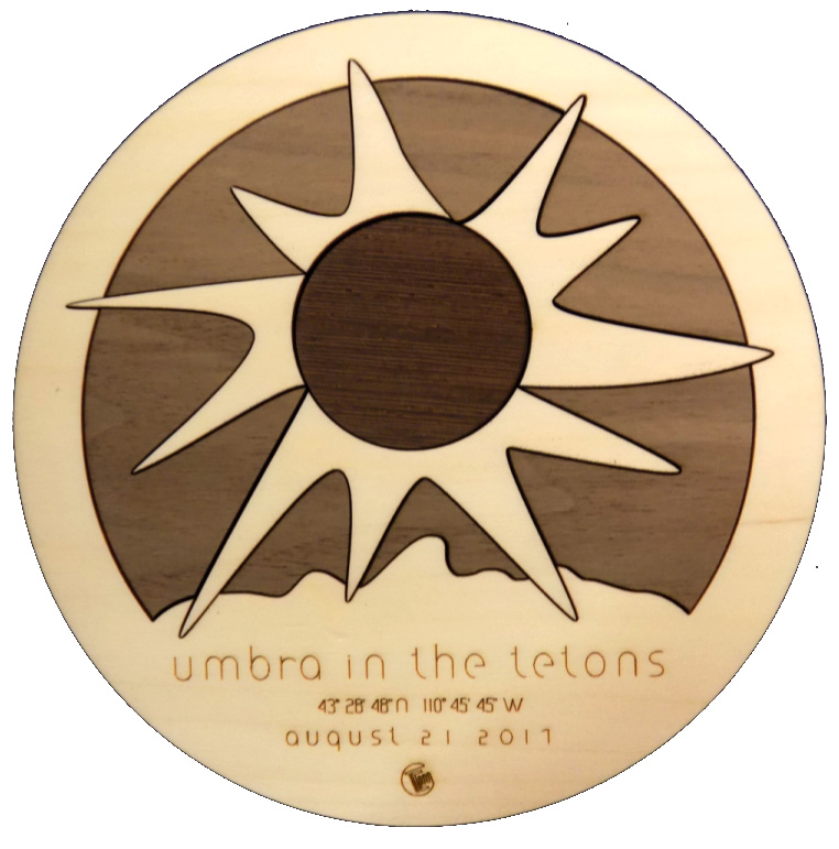 Umbra in the Tetons Puzzle