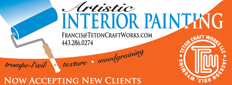 Interior Painting Advertisement - JH News & Guide