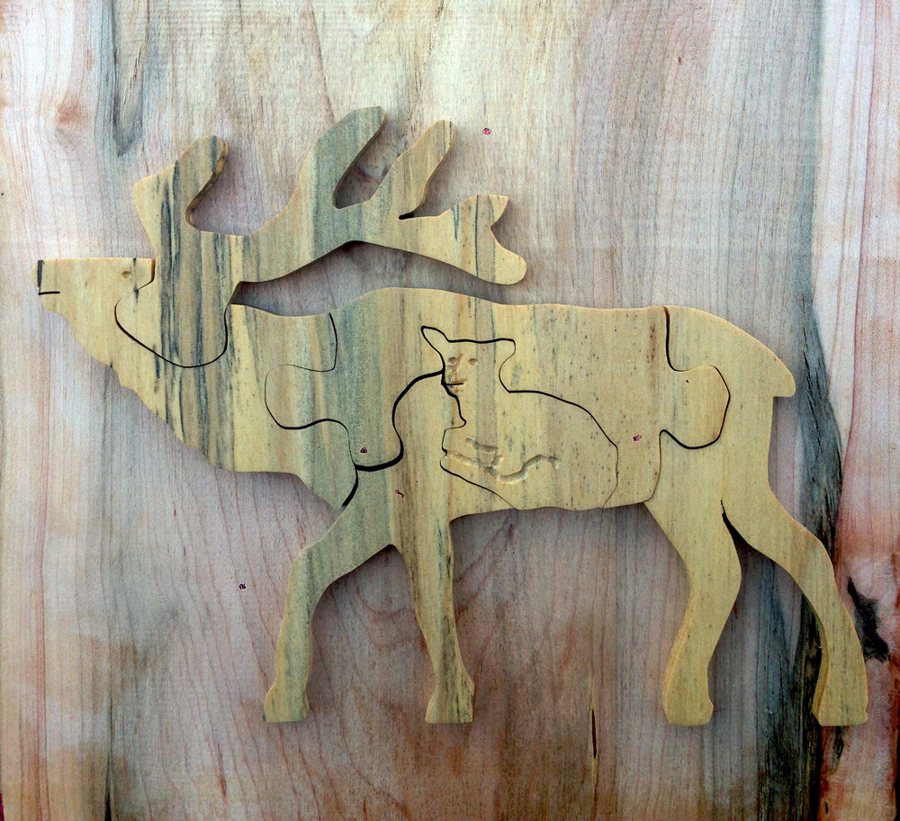 Elk (maple)