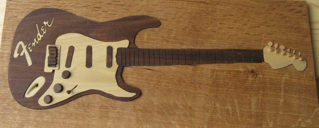 Vintage Fender Guitar