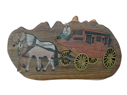 Jackson Hole Stage Coach